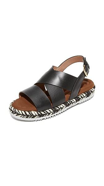 Marni 厚底凉鞋