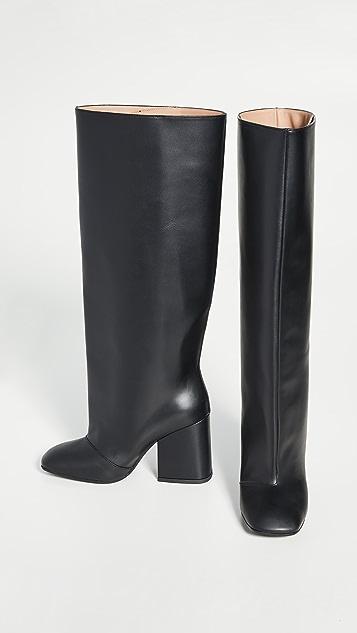 Marni 高跟高筒靴