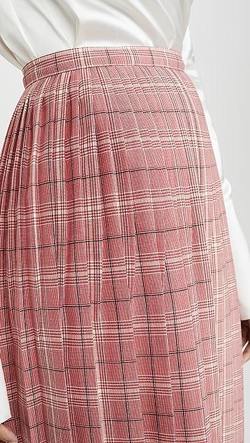 Marni 中长半裙