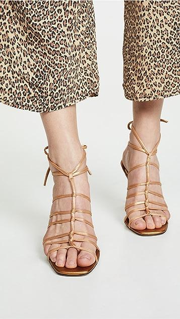 MARSKINRYYPPY Tee 凉鞋