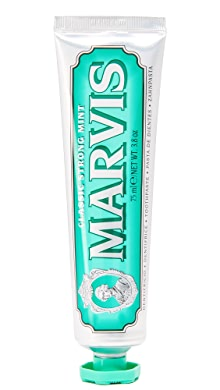 Marvis Classic Strong Mint Toothpaste,No Color