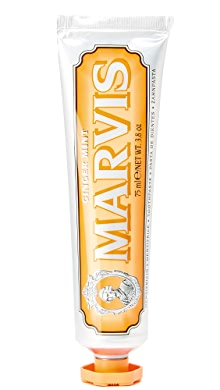 Marvis Ginger Mint Toothpaste,No Color
