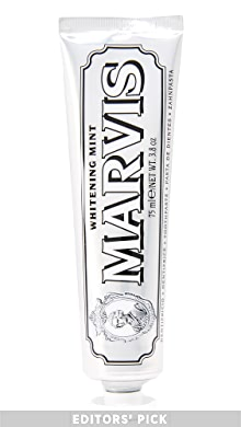 Marvis Whitening Mint Toothpaste,No Color