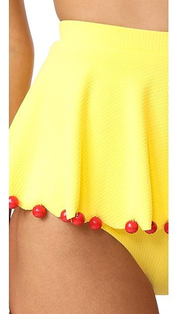 Marysia Swim 裙身式比基尼泳裤