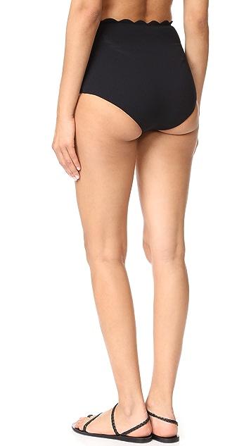 Marysia Swim Palm Springs 高腰比基尼泳裤