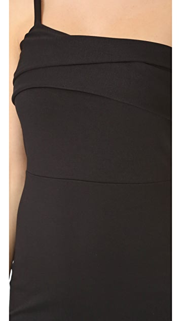 Michelle Mason 单肩连衣裙