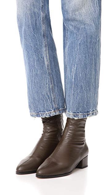 Matiko Jeanne 及踝短靴