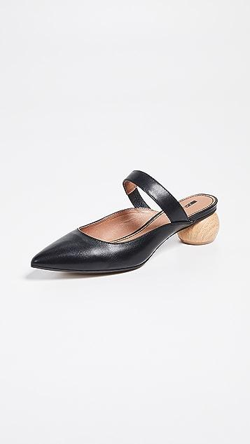 Matiko Virca 尖头穆勒鞋