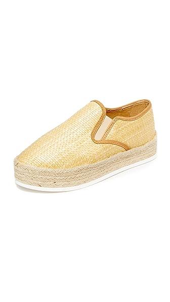 Matt Bernson Azure 厚底运动便鞋