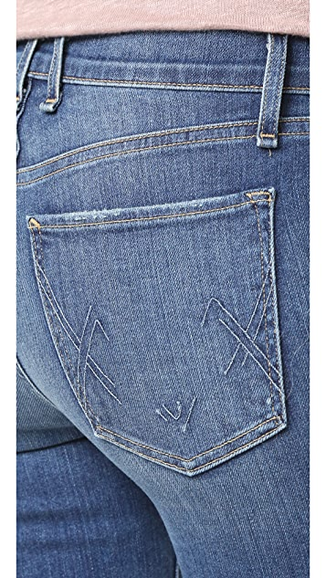 McGuire Denim Valetta 直筒牛仔裤