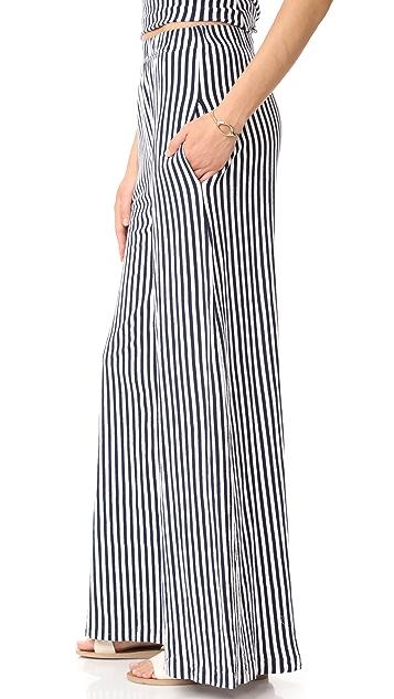 MDS Stripes Pia Palazzo 裤子