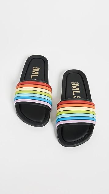 Melissa Beach 3DB Rain 便鞋