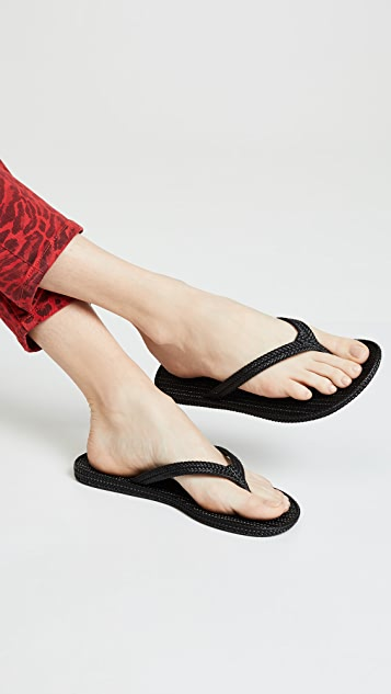 Melissa x Salinas Summer 夹趾凉鞋