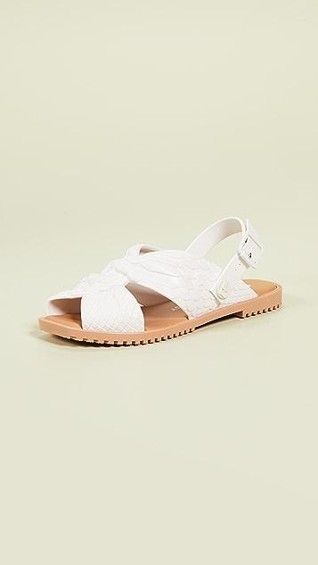 Melissa Sauce x Baja East 凉鞋