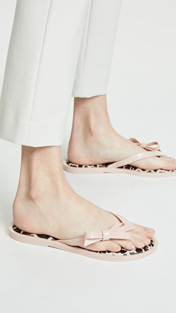 Melissa Melissa 夹趾凉鞋
