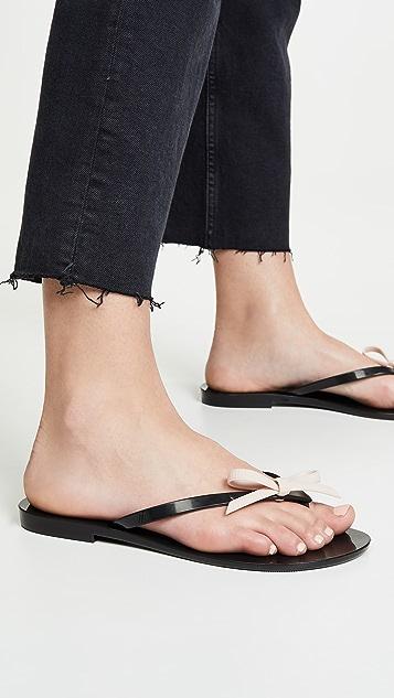 Melissa x Jason Wu Harmonic 夹趾凉鞋