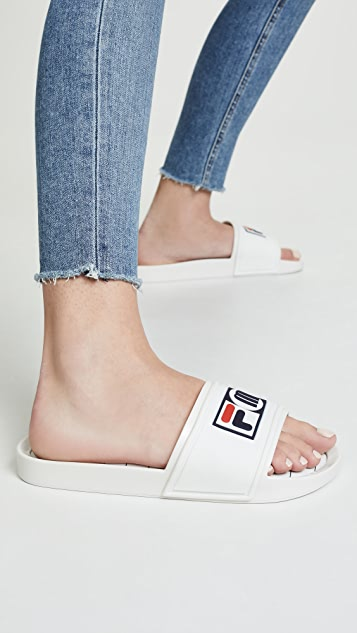 Melissa x Fila 便鞋