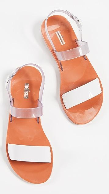 Melissa Lip Ad 凉鞋