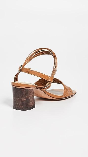 Mari Giudicelli Vitta 凉鞋
