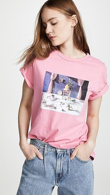 Maggie Marilyn x Billie Culy Billie T 恤