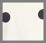 白色圆点花纹