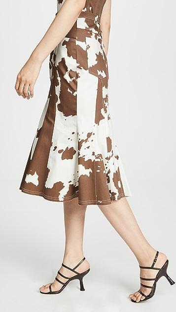 Miaou Gaudi 半身裙