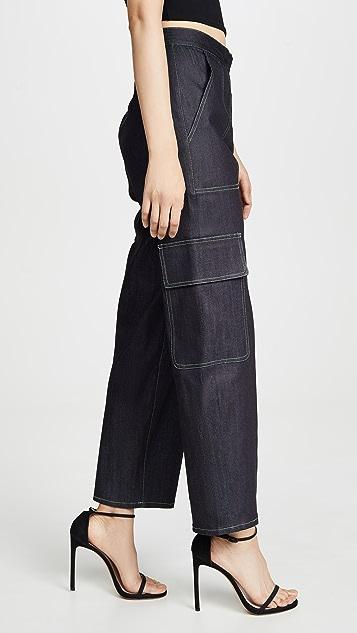 Miaou 雏菊长裤