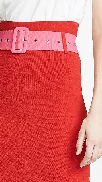 Milly 系腰高腰半身裙
