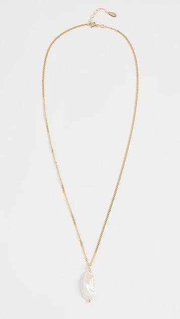 Maison Irem 珍珠天鹅项链