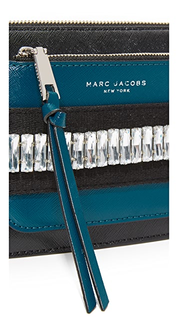 Marc Jacobs Madison 缀饰斜背包