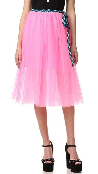 Marc Jacobs 薄纱裙