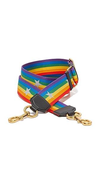 Marc Jacobs 星星彩虹手提包带子