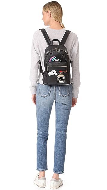 Marc Jacobs Verhoeven 机车背包