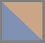 哈瓦那褐蓝粉/棕