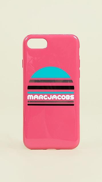 Marc Jacobs 运动徽标 iPhone 7 / 8 手机壳