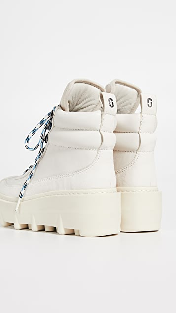 Marc Jacobs Shay 坡跟登山鞋