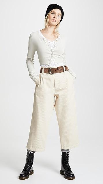 Marc Jacobs Redux Grunge 短款开襟衫