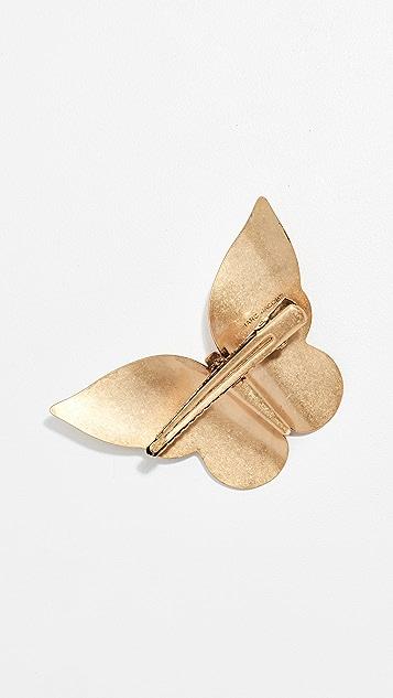 Marc Jacobs 蝴蝶发夹
