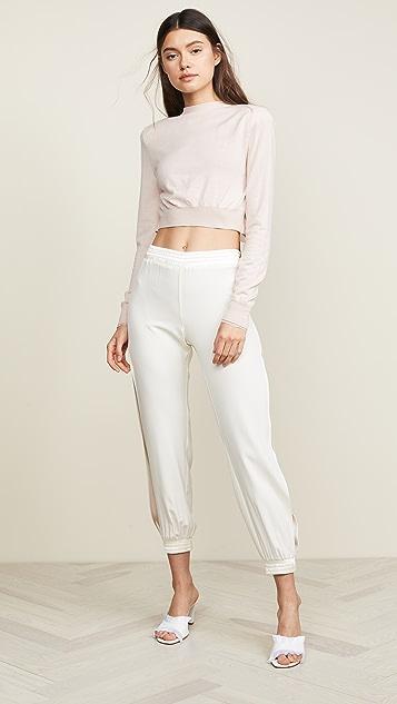 Marc Jacobs 圆领短款开襟衫