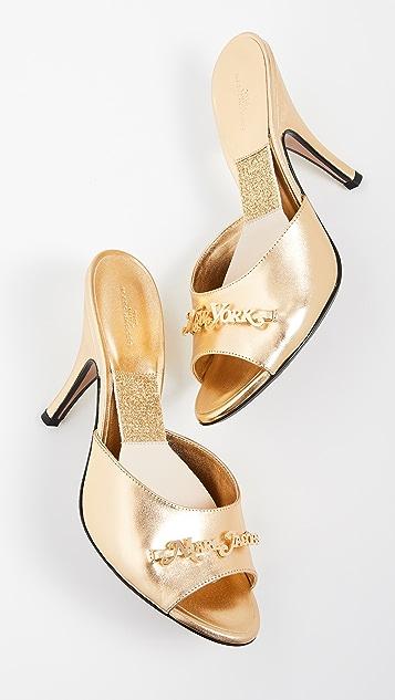 Marc Jacobs The MJ New York 穆勒鞋