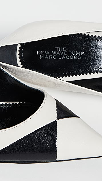 Marc Jacobs The Wave 浅口鞋