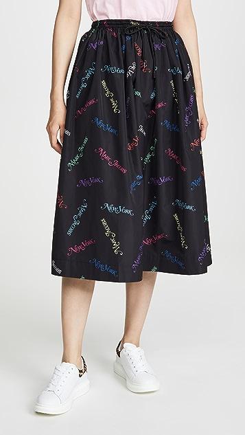 Marc Jacobs 松紧套穿式半身裙