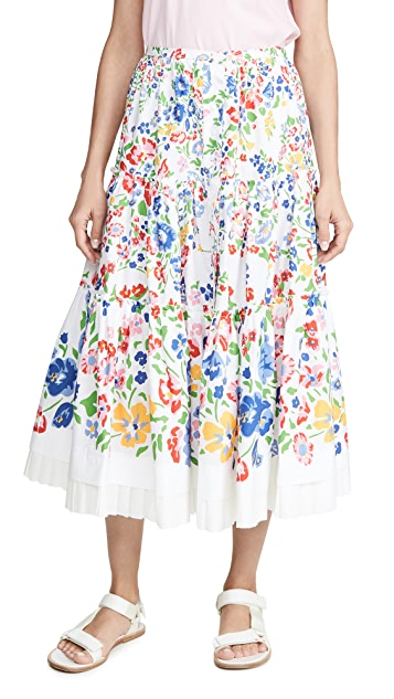 Marc Jacobs 草原风格半身裙