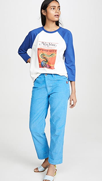 Marc Jacobs 棒球 T 恤