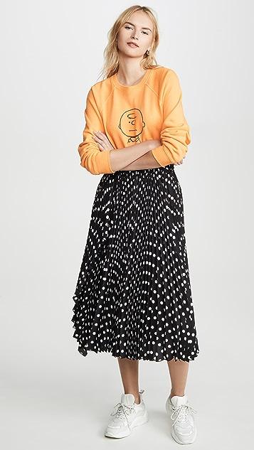 Marc Jacobs 褶皱半身裙