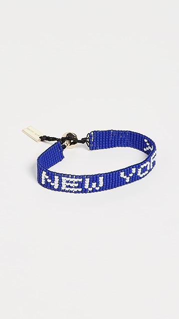 Marc Jacobs 珠饰 NY 手链