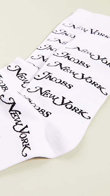 Marc Jacobs The Logo 袜子