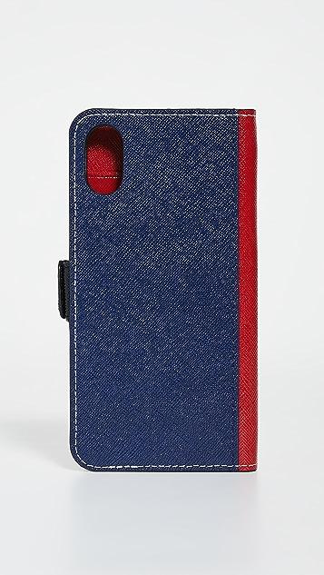 Marc Jacobs iPhone XS 手机壳