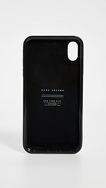 Marc Jacobs iPhone XS Max 手机壳