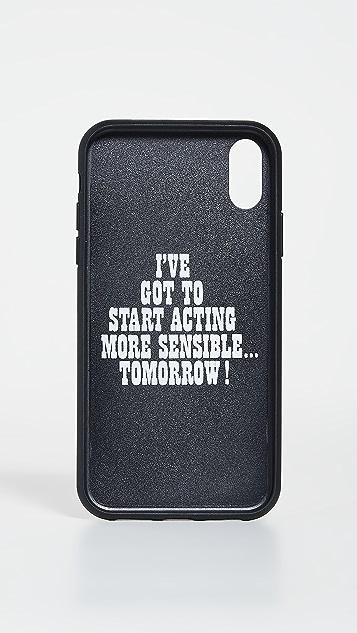 Marc Jacobs 花生 iPhone XR 手机壳